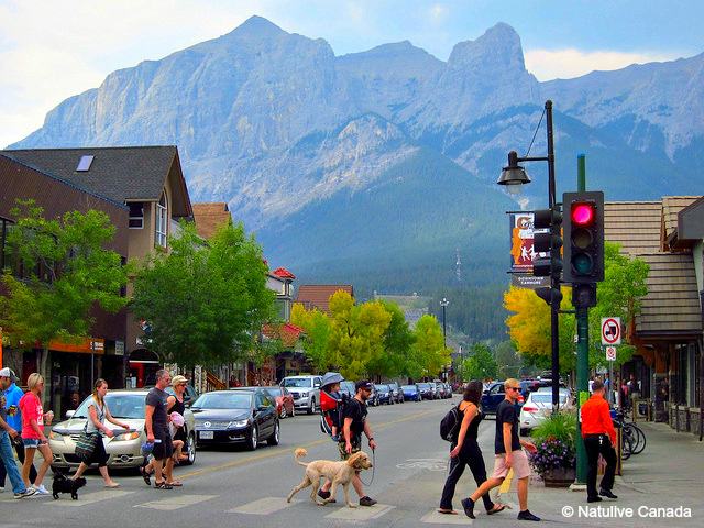 Canmore Town